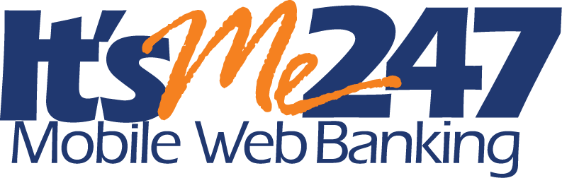 Logo: It'sMe247 Mobile Web Banking