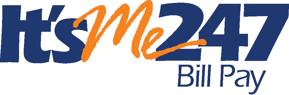Logo: It'sMe247 Bill Pay
