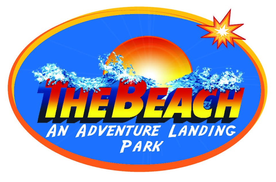 The Beach Waterpark Logo