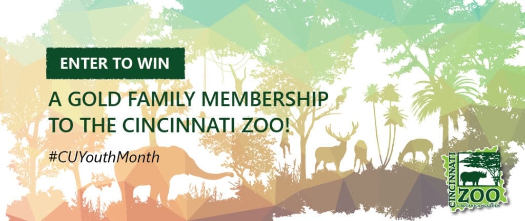 Enter to Win a Gold Membership to the Zoo.