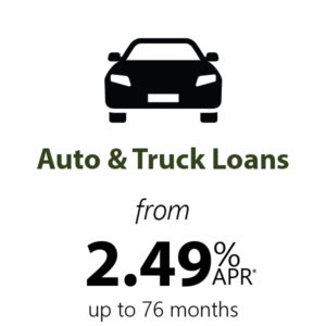 Last Chance for Car & Tuck Loans from 2.49% APR*