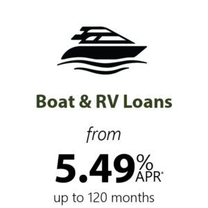 Last Chance for Boat & RV Loans from 5.49% APR*