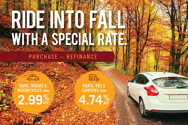Ride into Fall with a Special Vehicle Rate - Cincinnati ...