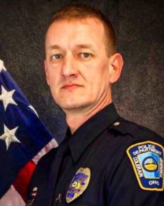 Fallen Police Officer Dale Woods