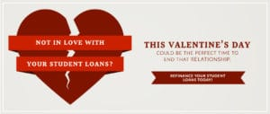 Not in love with your student loans? Refinance with COPFCU.