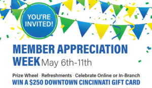 2019 Member Appreciation Week - Cincinnati Ohio Police